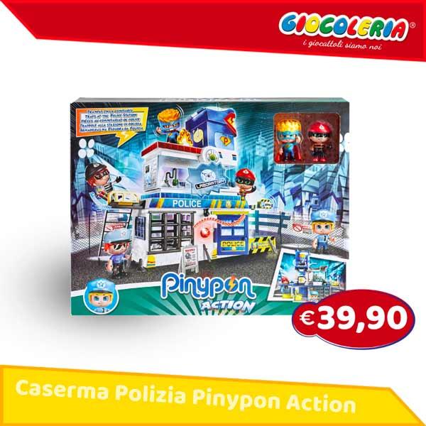 Giocoleria-Caserma-Pinypon-Action