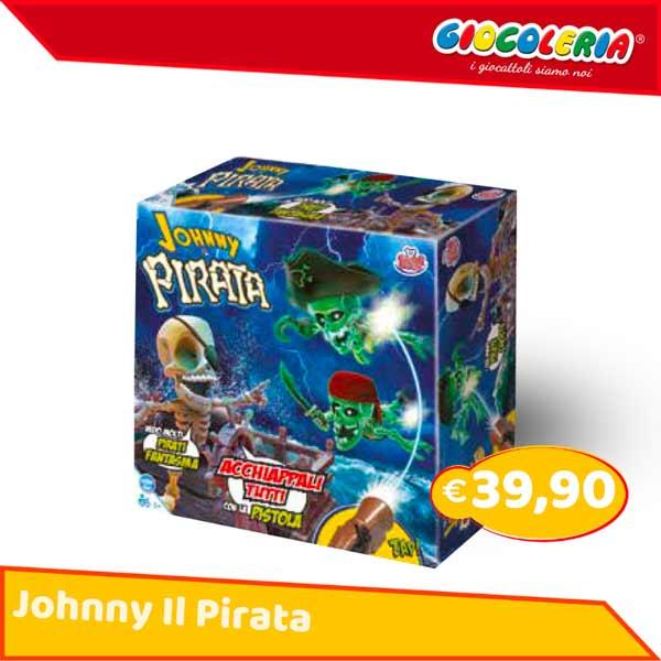 Giocoleria-Johnny-il-Pirata