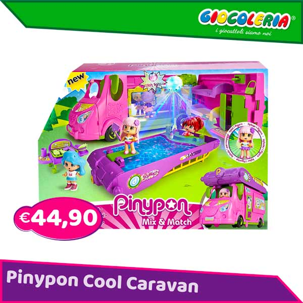 Giocoleria-Pinypon-Cool-Caravan