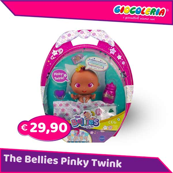 Giocoleria-The-Bellies-Pinky-Twink