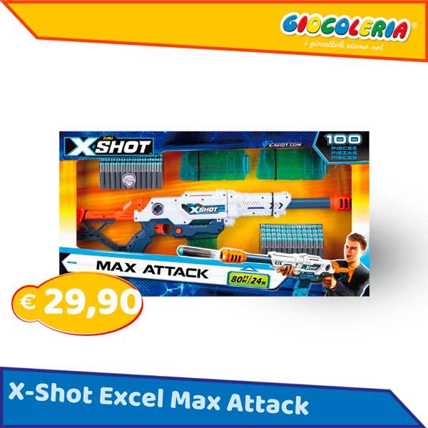 Giocoleria-Xshot-Excel-Max-Attack