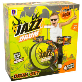 batteria jazz drum