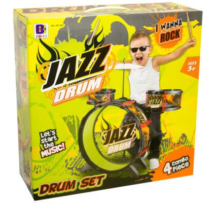 batteria jazz drum