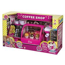 Coffee Shop Barbie