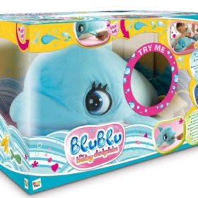 delfino blu blu