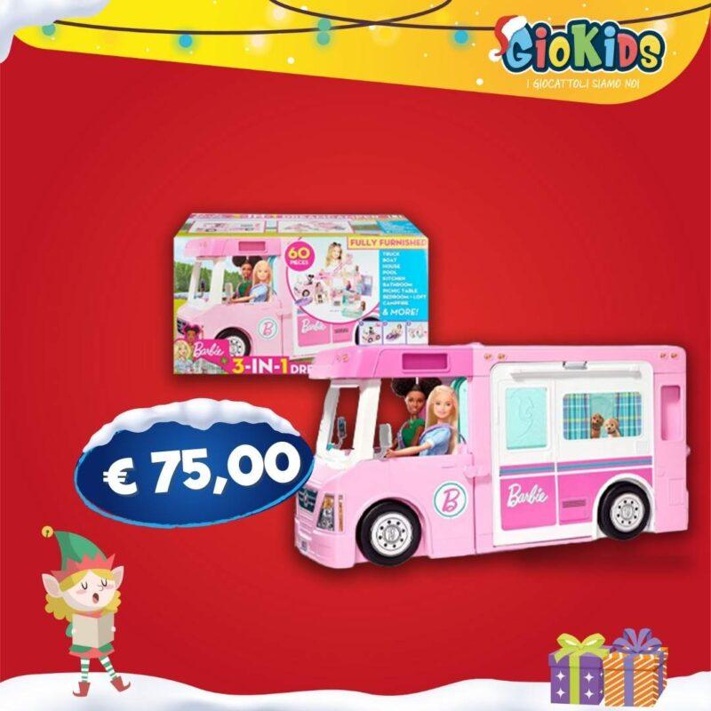barbie-camper